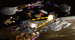 The Battle of Cardassia Prime by davemetlesits