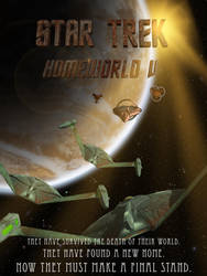 Star Trek - Homeworld V cover by davemetlesits