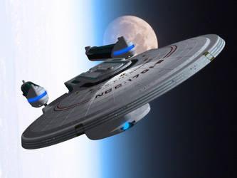 Third Enterprise by davemetlesits