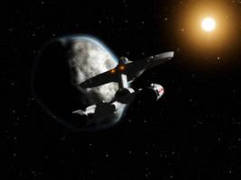 The slum asteroid by davemetlesits