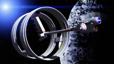 Ringship Enterprise by davemetlesits