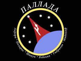 Pallada class design logo by davemetlesits
