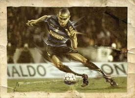 Ronaldo by A-BB