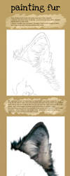 Fur Painting Tutorial by Novawuff