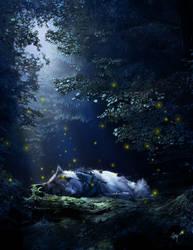 Fireflies by Novawuff