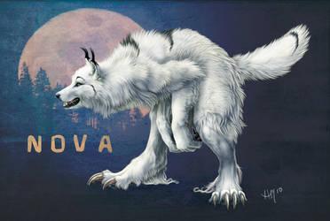 Nova Shifted by Novawuff
