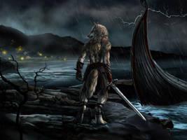 Werewolf Calender 2011 by Novawuff