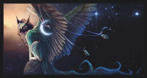 Vantidgryph by Novawuff
