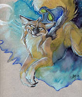 Yote After Midnight by Novawuff