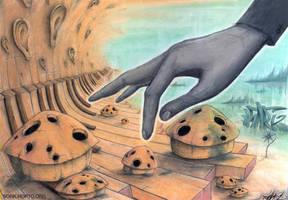 Le pianiste infecte by SORK
