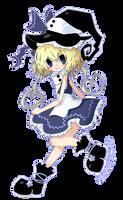 little witch ID by EvilQueenie
