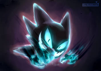 Haunter used Night Shade by EvilQueenie
