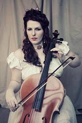 Charlotte - Cello 4 by Chamarjin