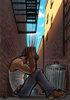 Wolverine - In the shade of my mistakes by MadCursed