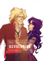 The ideals of Revolution by CassDoubleME