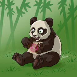 Panda-Magic! by Kexi-Katze