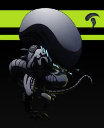 2909 My little Alien by Spoon02