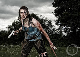 Lara Croft Reborn by Athora-x