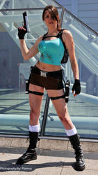 Tomb Raider Underworld Cosplay by Athora-x