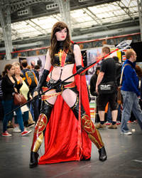 The Magdalena Cosplay by Athora-x