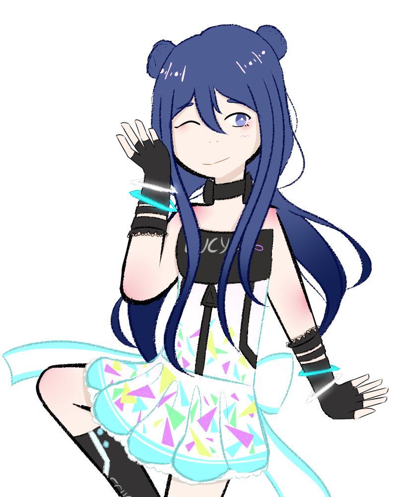 #1 Idol Lucy Octavia by MorroKoyo