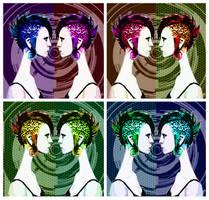 Pop Art Punk by spirk-a-doodle