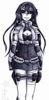 Yume (Concept Sketch) by Seminon