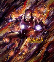 Ironman by Maniakuk