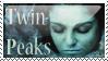 Twin Peaks Stamp by oktoberskind
