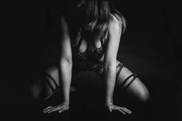 Shibari: On your knees by LadyEndora