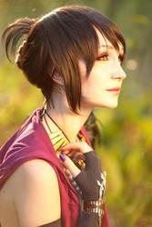 Morrigan - Daydreaming by The-Kirana