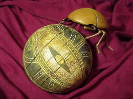 Riven Puzzle Ball by Pirkleations