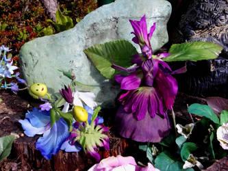 Flower Faerie Field Trip by Pirkleations