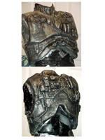 Cyborg Chest IV by Pirkleations