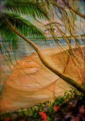Island Goddess by Wildatart24