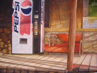 Pepsi Moment by Wildatart24