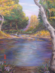 Spirit of the Lake by Wildatart24