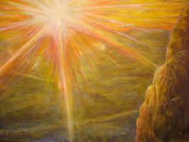 Praying for Daylight by Wildatart24