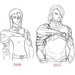 Progress Check by hireiterasu