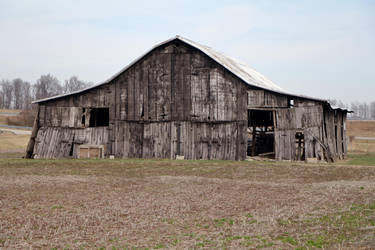 The Old Barn by mbnn1079