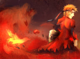 Request Art-Naruto by topcat-sama