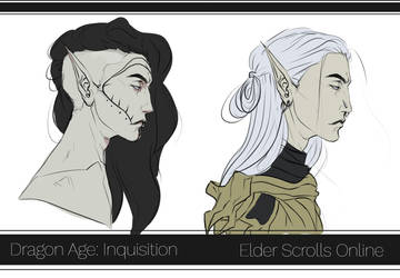 #HairChart Continued by Krovav