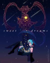 sweet dreams  by xXArtistic14Xx