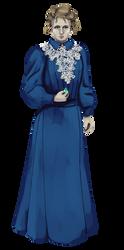 Marie Sklodowska Curie by Akaszik