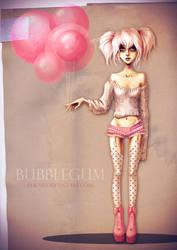 bubblegum by Fukari