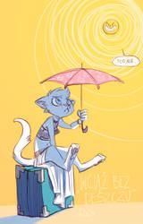 still no rain by Fukari