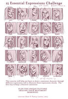 expression sheet - Anne Marie by Fukari