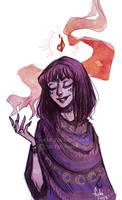 incense by Fukari
