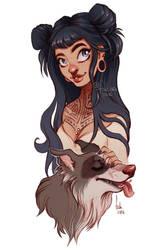 dogy by Fukari