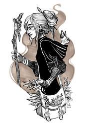 witchsona by Fukari